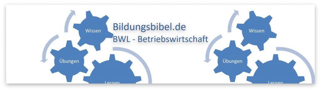 BWL lernen, BWL Studium, Fernstudium, Ressourcen, Management